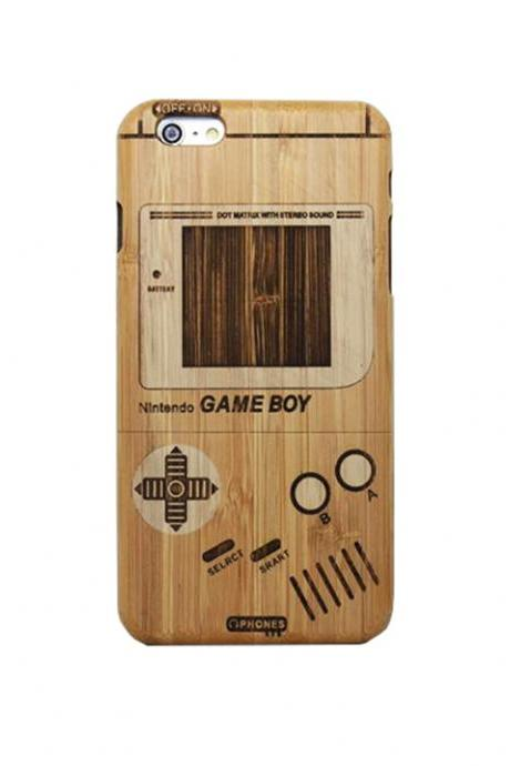 Bamboo Gameboy iPhone Case